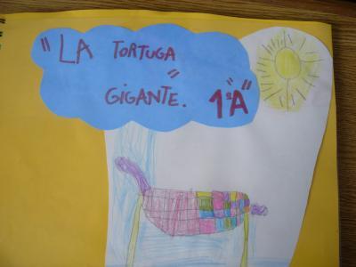 LA TORTUGA GIGANTE
