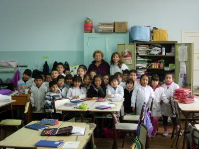 La Escuela antes. . .
