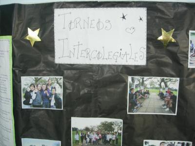 TORNEOS INTERCOLEGIALES