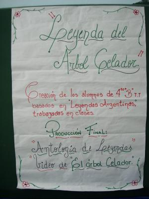 LA LEYENDA DEL ARBOL CELADOR