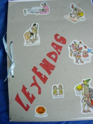 LEYENDAS  5ºB y C